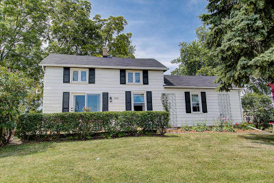 Ozaukee County Single Family Home Active Contingent With Offer: 2651 County Road C