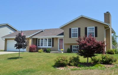 Racine Single Family Home Active Contingent With Offer: 6009 Randal Ln