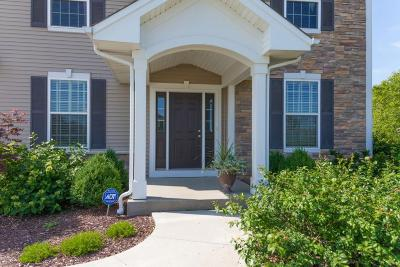 Pewaukee Single Family Home Active Contingent With Offer: N42w22753 London Ct