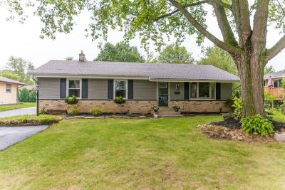 Hartland Single Family Home Active Contingent With Offer: 133 Chestnut Ridge Dr