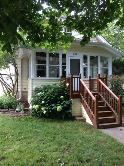 Hartland Single Family Home For Sale: 217 North Ave