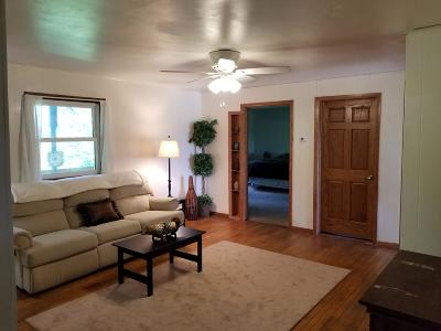Watertown Single Family Home For Sale: W6646 Olson Rd