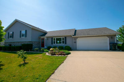 Belgium Single Family Home Active Contingent With Offer: 229 Farmview Dr
