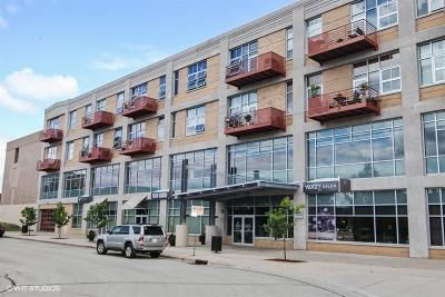 Washington County Condo/Townhouse Active Contingent With Offer: 705 Village Green Way #403