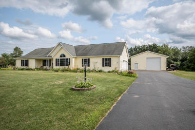 Eagle Single Family Home Active Contingent With Offer: S93w35115 Westwind Dr