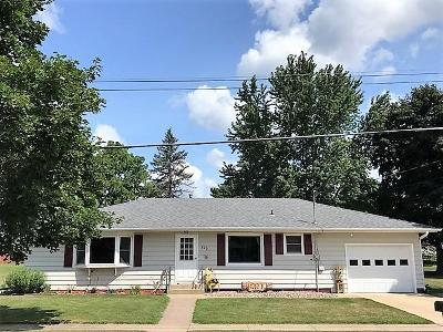 Sparta WI Single Family Home For Sale: $149,900