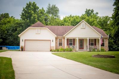 New Berlin Single Family Home Active Contingent With Offer: 17315 W Todd Ct