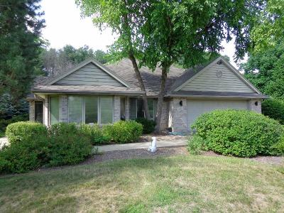 Whitewater Single Family Home Active Contingent With Offer: 1650 Mound View Pl