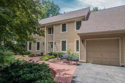 Brookfield Single Family Home Active Contingent With Offer: 835 Satinwood Ct