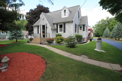 Mequon Single Family Home Active Contingent With Offer: 6404 W Freistadt Rd