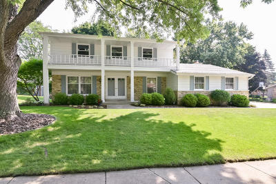 Single Family Home For Sale: 5916 Glenwood Dr