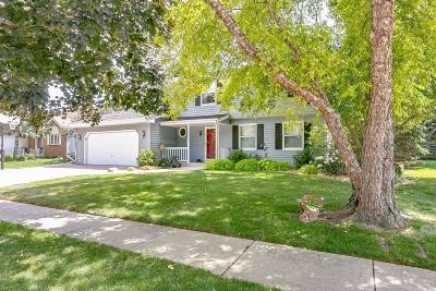 Kenosha Single Family Home Active Contingent With Offer: 4735 40th St