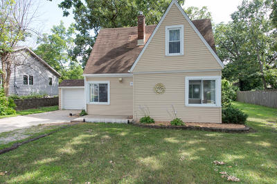 Single Family Home Active Contingent With Offer: 24615 67th St