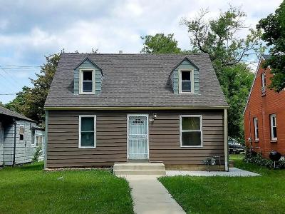 Milwaukee County Single Family Home For Sale: 4176 N 36th St