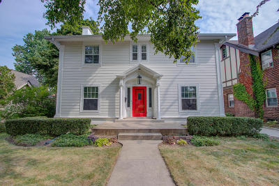 Milwaukee County Single Family Home For Sale: 2424 E Beverly Rd