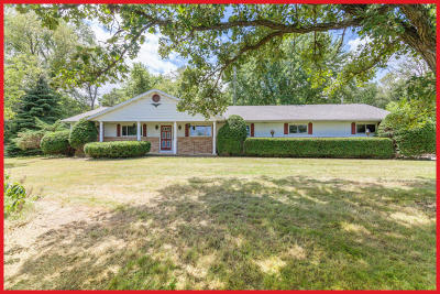 Fort Atkinson Single Family Home Active Contingent With Offer: N885 State Road 12