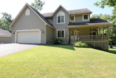 Lake Geneva Single Family Home For Sale: W3745 Washington Dr
