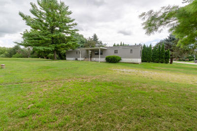 Watertown Single Family Home For Sale: N544 Second St Rd