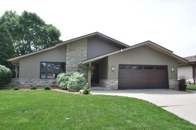 Milwaukee Single Family Home Active Contingent With Offer: 7033 W Van Beck Ave