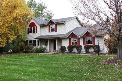 Mukwonago Single Family Home For Sale: W307s8579 Woodland Dr
