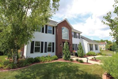 Menomonee Falls Single Family Home Active Contingent With Offer: W140n5361 Saint Andrews Dr