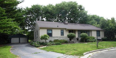 Whitewater Single Family Home Active Contingent With Offer: 207 S Woodland Dr