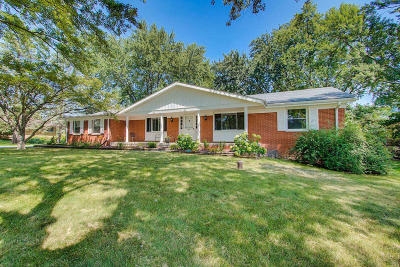 Single Family Home Active Contingent With Offer: W151n7090 Plainview Dr