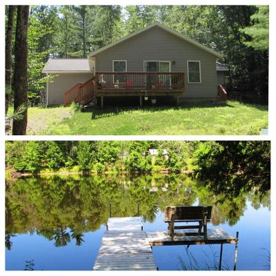 Wausaukee Single Family Home For Sale: N11971 County Rd Rr