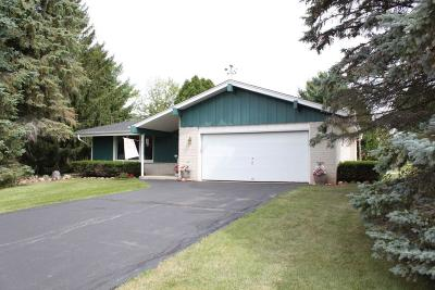 Mequon Single Family Home Active Contingent With Offer: 1704 W Bonniwell Rd