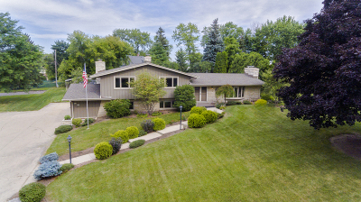 Waukesha Single Family Home Active Contingent With Offer: W225n399 Takoma Dr