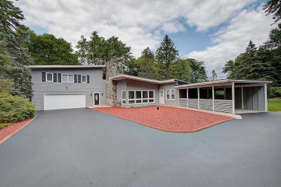 Mequon Single Family Home Active Contingent With Offer: 11414 N Solar Ave