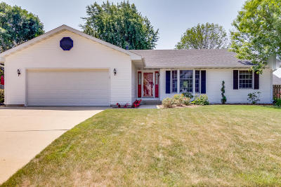 Kenosha Single Family Home Active Contingent With Offer: 1827 13th St