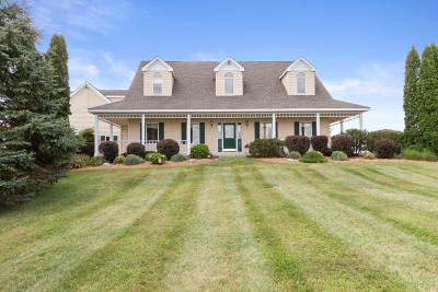 Lake Geneva Single Family Home For Sale: W1281 Siena Cir