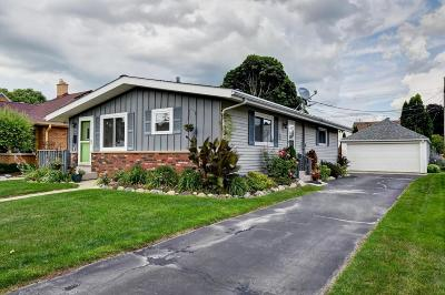 Washington County Single Family Home Active Contingent With Offer: 671 Midland Ave