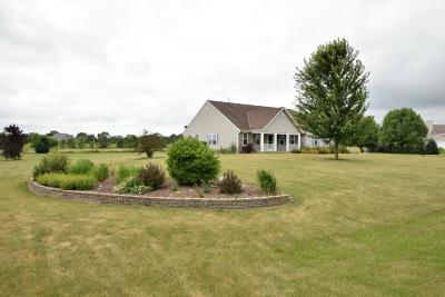 Eagle Single Family Home Active Contingent With Offer: S89w35075 Eagle Ter