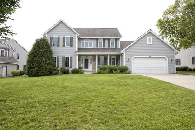 Franklin Single Family Home Active Contingent With Offer: 8545 W Woodfield Ct
