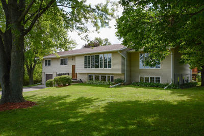 Watertown Single Family Home Active Contingent With Offer: W2277 River Rd