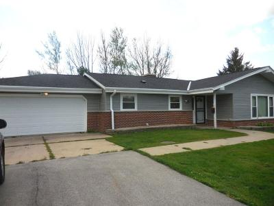 Washington County Single Family Home Active Contingent With Offer: 3489 Pleasant Valley Rd