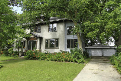 Campbellsport Single Family Home For Sale: 218 N Fond Du Lac Ave