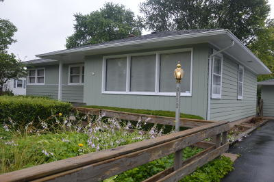 Milwaukee Single Family Home For Sale: 8112 N 66th St