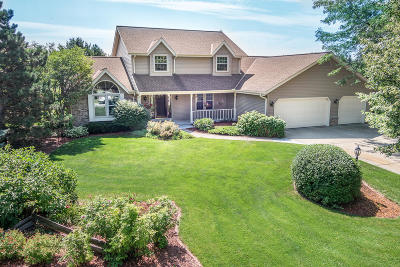 Muskego Single Family Home Active Contingent With Offer: S80w19321 Highland Park Dr