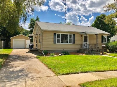 Watertown Single Family Home Active Contingent With Offer: 917 Carol St