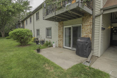 Washington County Condo/Townhouse Active Contingent With Offer: N115w17109 Armada Dr #3