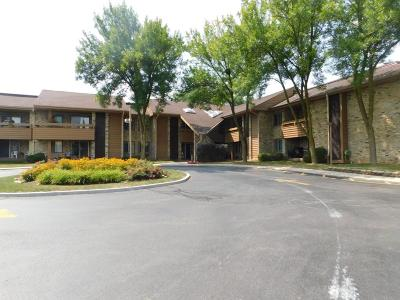 Glendale Condo/Townhouse Active Contingent With Offer: 2101 W Good Hope Rd #205