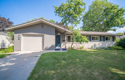 Washington County Single Family Home Active Contingent With Offer: 709 Green Tree Rd