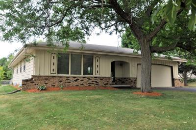 Greenfield Single Family Home For Sale: 4278 S 78th St