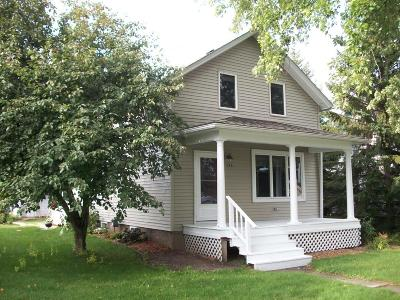 Washington County Single Family Home Active Contingent With Offer: 134 Forest Ave