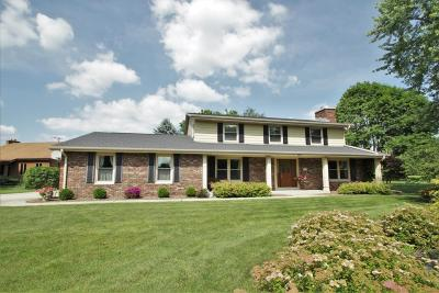 Watertown Single Family Home Active Contingent With Offer: 1080 Laurel Ct
