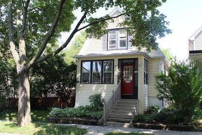 Milwaukee Single Family Home For Sale: 3148 S Adams Ave