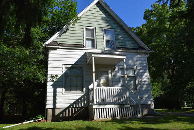 Franklin Single Family Home For Sale: 11223 W Church St